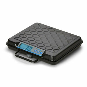 Brecknell Gp250 Portable Electronic Utility Bench Scale