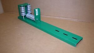 Greenlee 2024 r Radius Cable Roller Unit