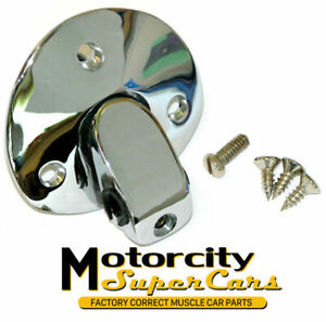 64 72 Gm Pontiac Olds Chevy Buick A Body Sun Visor Support And Mounting Hardware