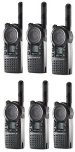 Motorola Cls1110 Two Way Radios Uhf 1 Watt 1 Channel 6 Qty