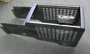 Troy Products Police Crown Victoria Center Console P71 Federal Signal Interface