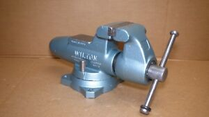 Wilton 500 Bullet Vise Machinist 5 Jaws Usa Bench Vise