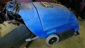 Floor Carpet Cleaning Machine Cleaner Extractor Clarke Alto16 In