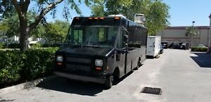 2013 Gmc P42 Workhorse Concession Food Truck Gas 116 849 Miles Florida