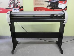 Mutoh Sc 1400d Decal Vinyl Cutter For Use With Roland Mimaki Mutoh Hp Printer