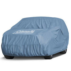 Coleman Signature Suv Cover Indoor Outdoor Waterproof Dust Sun Scratch Resistant