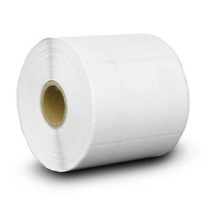 Zebra Compatible Direct Thermal Tags Shipping Labels 3 X 2 Inch 6 Rolls