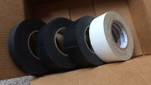 Gaffer Black White Gaff Gaffer s Tape 2 Inch 1 In Deal Film Theater Video