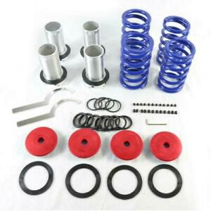 Coilovers Springs Lowering Spring Coil Over For Honda Accord 98 02 2000 1999 Red