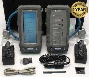 Agilent Wirescope 350 Cat5 Cat5e Cat6 Cable Certifier