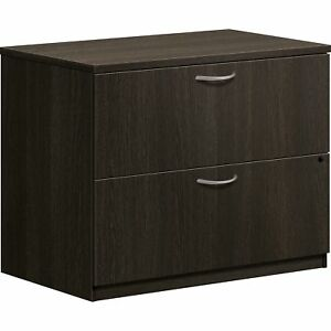 Basyx By Hon 2 drawer Lateral Filing Cabinet