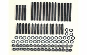 Arp Cylinder Head Studs Pro Series 12 Pt Heads Ford 289 302 With Stepped Washers