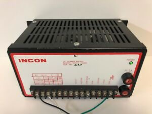 Guaranteed Good Used Incon Dc Power Supply 99004 000001