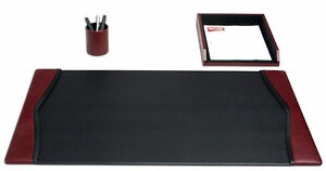 Dacasso 3 Piece Desk Set