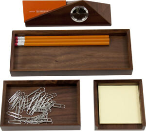 Bey berk 4 Piece Desk Organizer Set