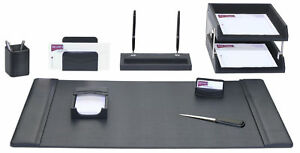 Dacasso 10 Piece Desk Set