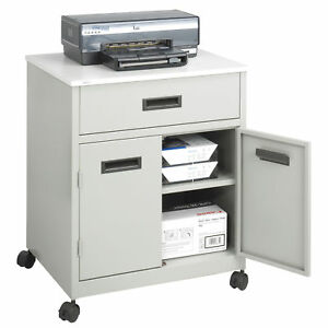 Safco Products Company Mobile Printer Stand Sf1413