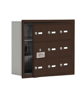 Salsbury Industries 3 Tier 3 Wide Employee Locker