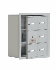 Salsbury Industries 3 Tier 2 Wide Employee Locker