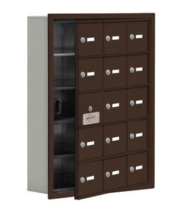 Salsbury Industries 5 Tier 3 Wide Employee Locker