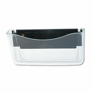 Rubbermaid Unbreakable Magnetic Wall File A4 letter Clear