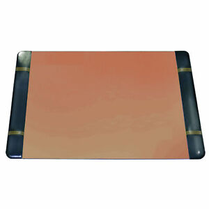 Rebrilliant Edens Classic Blotter Desk Pad With Side Panel