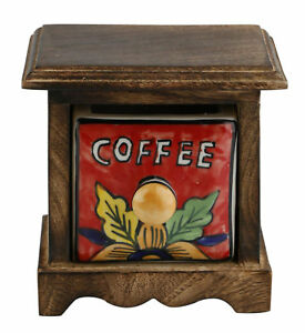 Kindwer Curios Coffee Apothecary Organizer