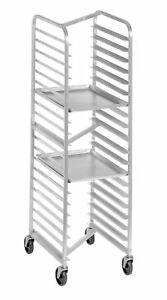 Channel Manufacturing Nesting Bun Pan Rack