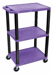 Offex Tuffy Av Cart Purple