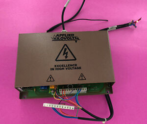 Applied Kilovolts Hp10r Power Supply Bruker Ultraflex 20v To 10kv 1ma Hp 2