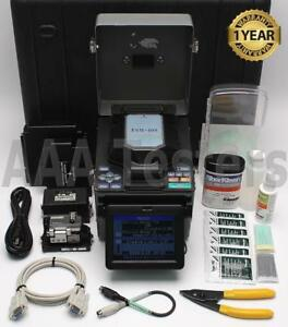 Fujikura Fsm 40s Sm Mm Fiber Core Alignment Fusion Splicer Fsm40s W Cleaver