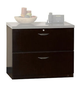 Mayline Group Mira 2 drawer Lateral Filing Cabinet