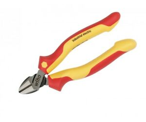 Wiha Insulated 8 Heavy Duty Diagonal Cutter 32929
