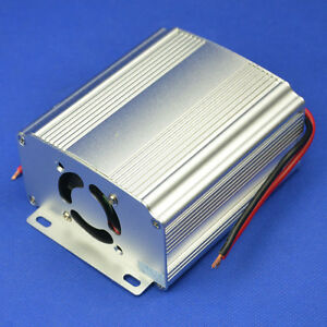 Dc 12v Step Up 24v 10a 250w Boost Power Converter Supply With Cooling Fan