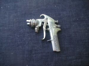 Devilbiss Jga Siphon Feed Spray Gun Used
