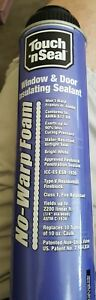 6 Cans Touch N Seal Spray Insulation Door And Window