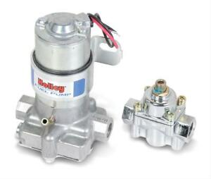 Two 2 Holley Blue Electric Marine Fuel Pump 70 Gph 14 Psi 712 802 1
