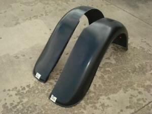 1933 1934 Ford Coupe Roadster Wescott S Rear Fenders Pair Street Hot Rod