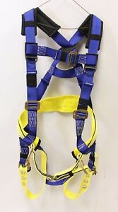 Elk River Nylon Safety Harness Model 02004 Made In Usa Size X large 2017