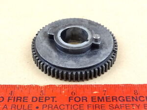 Very Nice Atlas Craftsman 6 618 101 Metal Lathe Back Gear Bull Gear Part M6 241