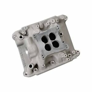 Offenhauser Dual Port Intake Manifold 6035dp Gm V6 225 Fits Stock Heads
