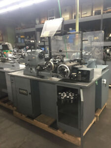 Hardinge Model Hc Super Precision Chucker Lathe