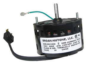 40695 Vent Bath Fan Motor For 0695b000 Nutone Broan Qt80