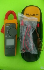 Fluke 902 Fc Hvac Amp Clamp Meter Digital Multimeter Used