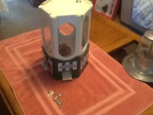 Rare 25 Cent Minisavers Tabletop Vending Machine W Keys