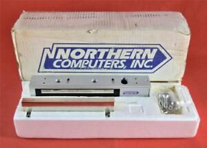 Nos Honeywell Access Northern Computer Ml8011lcus28 Magnetic Lock 12 24 Vdc