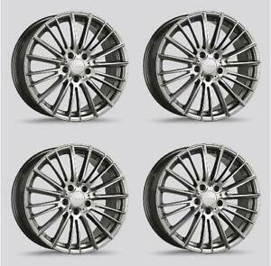 Drag Wheels Dr 71 18x8 5 120 40 Rims For Chevrolet Camaro Malibu Impala Equinox
