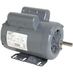 C689es 1 1 2 Hp 1725 Rpm New Ao Smith Electric Motor