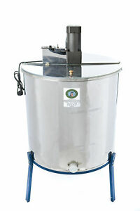 Borders Unlimited Beekeeping Equipment Six frame Electric Honey Extractor