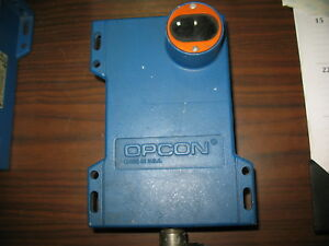 Opcon 1410b 6501 Photoelectric Sensor 115 Volt Missing Relay